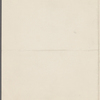 Lyon, Isabel V., ALS to W. T. H. Howe. May 17, 1933.