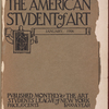 American Student of Art. Front cover