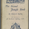 The second jungle book, [Book jacket]