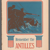 Program booklet for Remember the Antilles
