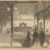 City Missions--interior of Olivet Chapel, Second Street, New York City