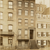 Row house (sold from estate of Mrs. Daniel Butterfield)