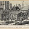 Friends meeting house, 15th St., New York, N.Y.--built 1860
