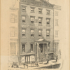 Library building no. 18 East 16th St. N.Y. used as a library since 1878