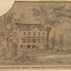 1860. Residence of the Hon. Daniel F. Tiemann, Mayor of the City of New York, 1859-60