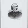 Ivan Turgénjew. Originalzeichnung von F. Weiss