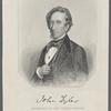 John Tyler [signature]. President of the United States.