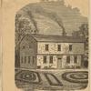 Gov. Stuyvesant's mansion, N.Y.