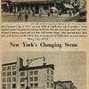 New York's changing scene