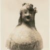 Bust of a girl, no. 7