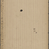 """American Publishing Company. """"Books received from the Binderies  Dec. 1st 1866 to Dec. 31 1879."""""""