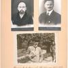 Vl. Il. Ul'ianov (N. Lenin)...Lev Trotskii.Georgii Valentinovich Plekhanov, 1857-1918.