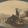 Chepstow Castle, from Observations on the River Wye