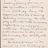 [Allen], [Helen S.], ALS to. Apr. 25, 1908