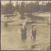 SLC and Helen Allen. Bermuda, February 1908.