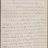 Gilder, R. W., Johnson, R. U. , Buel, C. C., ALS to the Editor of The Century Magazine. Aug. 12, 1888
