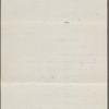 Nast, [Thomas], ALS to. Nov. 12, [1877].