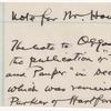 Osgood, [James R.], ALS to. Dec. 29, 1881.