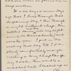 Rogers, [Henry Huttleston], ALS to. Dec. 27, 1894.