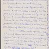 Rogers, [Henry Huttleston], ALS to. Jan. 23, 1895.