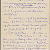 Rogers, [Henry Huttleston], ALS to. Jan. 29, 1895.