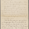 Rogers, [Henry Huttleston], ALS to. Apr. 29, 1895.