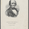 Martin Van Buren. Seventh Governor of New York.