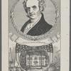 Martin Van Buren [signature]. Lindenwold.