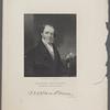Martin Van Buren. Vice President of the United States. Martin Van Buren [signature].
