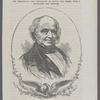 No. 21. Martin Van Buren. [Below: eagle holding scroll labelled Constitution]