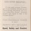Pond, James Burton. Holograph register. Oct. 3, 1884 - Feb. 1885.
