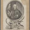 D.D. Ubaldis antiquiss. ac celeberr monast.transhof ord. canon. reul. S. Augustini praepositus archidiaconus nat. Abbas Laternane. D. Neukirch. Oberndorff. Galgweis