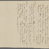 [A Plea for Captain John Brown], notes for lecture, holograph, unsigned, undated.