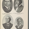 Rev. L. G. Jordan, D.D., Corresponding Secretary Foreign Board National Baptist Convention ; Recording Secretary General Association, Mr. W. H. Steward, A.M., Louisville, Ky. ; Dr. J. H. Garnett, Western College, Macon, Mo. ; Rev. V. S. Smith, D.D., Vice-Moderator, Paducah, Ky.