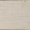 "Slack, Charles W., Telegram to ""Henry D. Thoreau or Ralph Waldo Emerson."" Oct. 31, 1859."