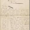 Nye, Edgar W., ALS to W_____. Jul. 1, 1890