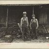 Children of Sam Nichols, [Boone County,] Arkansas tenant farmer