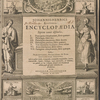 Johannis Henrici Alstedii Encyclopaedia Tom. I, frontispiece