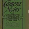 Camera notes, Vol. 5, no. 2, [Front cover]