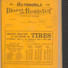 Automobile digest and register. Volume 1, July-December 1915: Albany, Commercial Cars, New Jersey