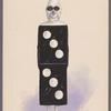 Dance Dominos-Black Set