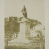 [A statue of Alexander II]