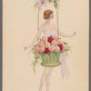 539-Rose Basket