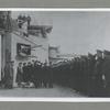 """Gosudar Imperator v Sevastopol na bortu bronenostsa """"Tri Sviatitelia"""" (1916)"""