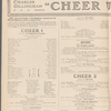 Cheer up: Souvenir program book, 1917-1918