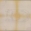 Candida, set design and ground plan, 1981
