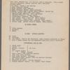 Costume and property plots and related correspondence for China Rose / music: A. Baldwin Sloane; libretto and lyrics: George E. Stoddard and Harry L. Cort