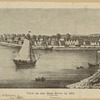 View on the East River in 1679