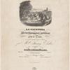 La cachucha, divertissement brillant pour le piano sur un air espagnol dansé à l'Opéra par Melle Fanny Elsler [sic], et composé par Fréd. Burgmüller