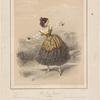 Mlle Fanny Essler [sic], La cachucha. L'opéra